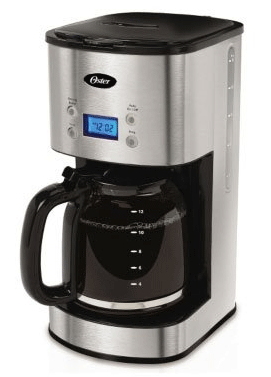Cafetera marca Oster modelo COMINHKPR95607